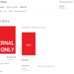 Camera-Beta-for-Internal-Use-appeared-in-the-Windows-Phone-Store