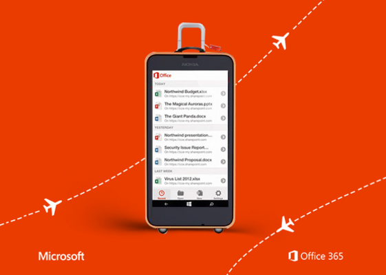 Microsoft Office Windows Phone