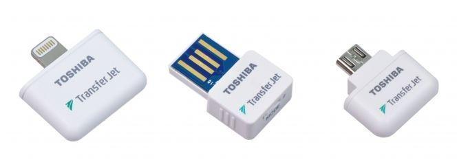 Toshiba TransferJet 12