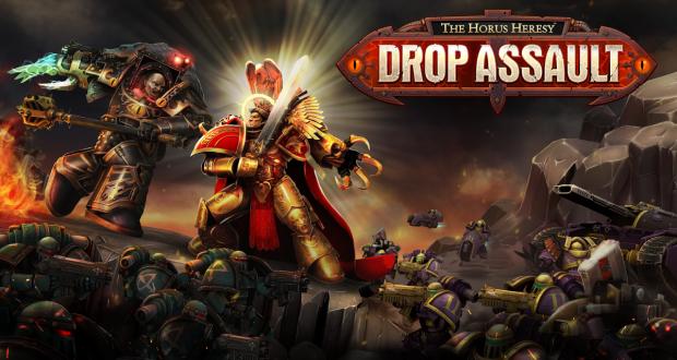 The Horus Heresy: Drop Assault