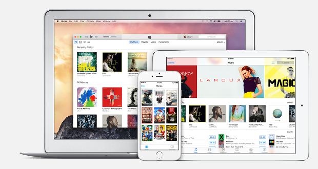 iTunes 12.1 Copertina