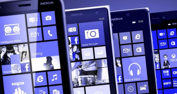 Live Tile Windows Phone 1