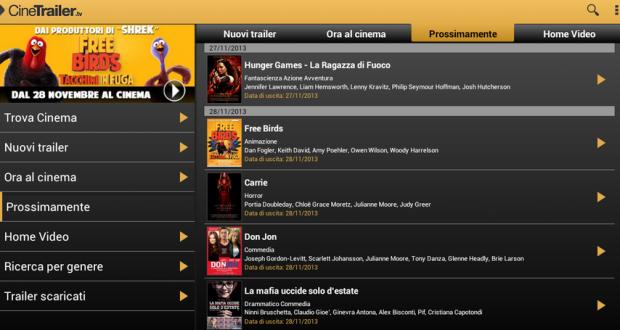 CineTrailer Cinema   App Android su Google Play