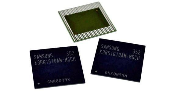 Memoria RAM Samsung DDR4