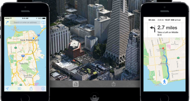 Apple Mappe Maps