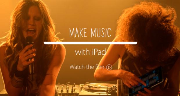 iPad Air 2 Video Spot