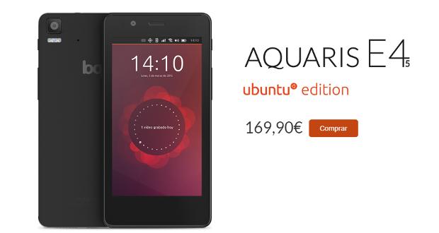 BQ Auris E4.5