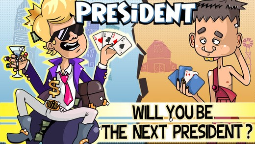 President - The Card Game