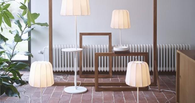 Ikea lampade Qi