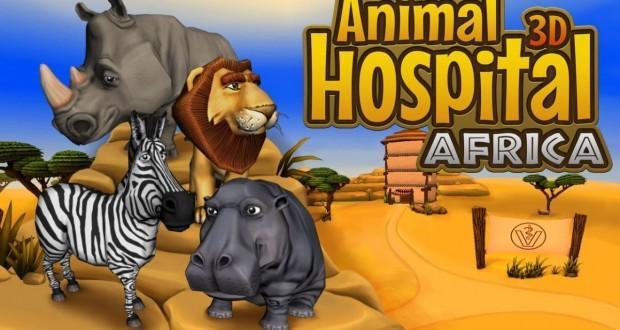 Animal Hospital 3D: Africa