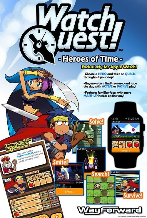 Watch Quest