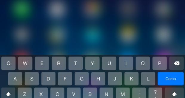 Come modificare la ricerca Spotlight in iOS 8 (2)