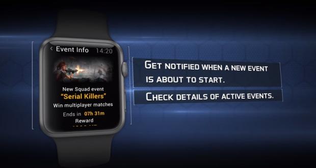 Gameloft Modern Combat 5   Apple Watch App   YouTube