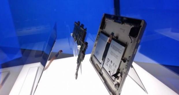 Microsoft Surface 3 batteria