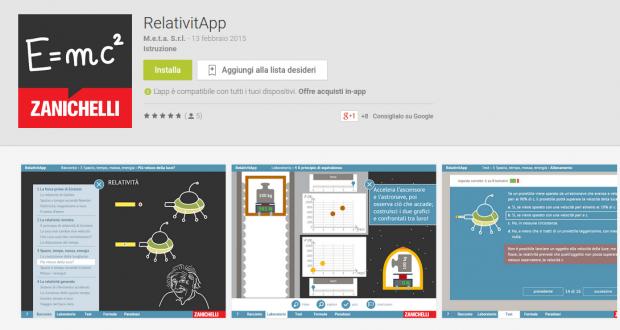 RelativitApp   App Android su Google Play