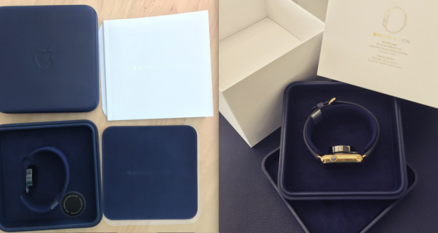 Apple Watch Edition Box