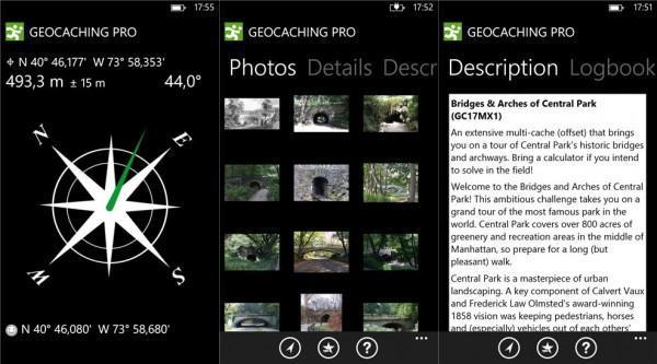 geocaching pro 2
