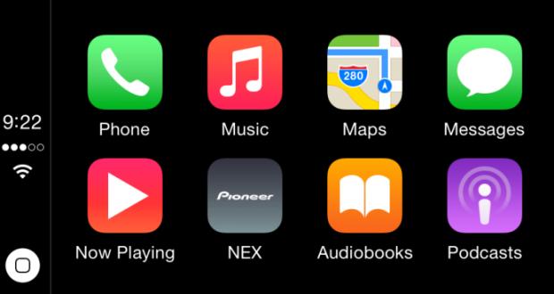 iBooks CarPlay