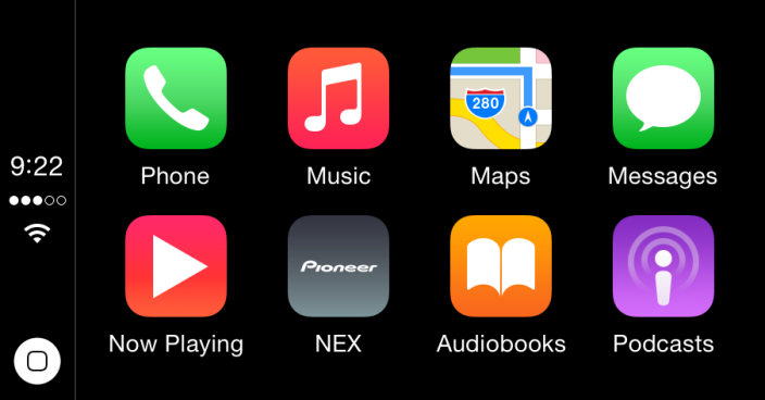 iBooks CarPlay