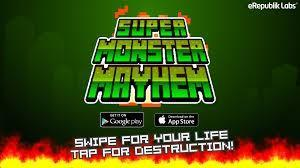 Super Monster Mayhem: Rampage