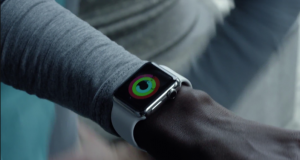 Apple Watch Spot