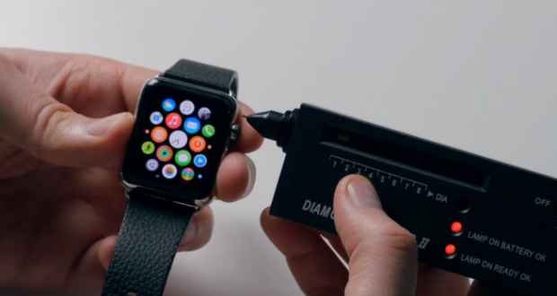 Apple Watch Display