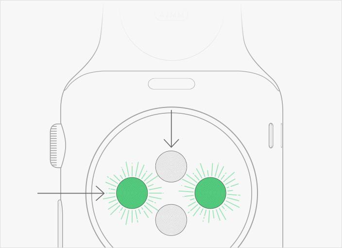 Apple Watch Sensori