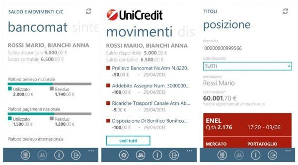 Mobile Banking UniCredit  2