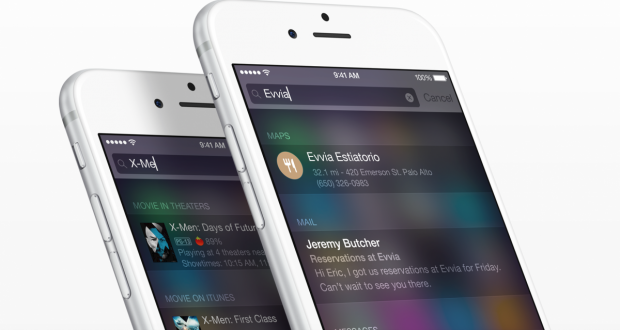 iOS 9 Proactive