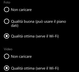 Backup Windows Phone Foto Video