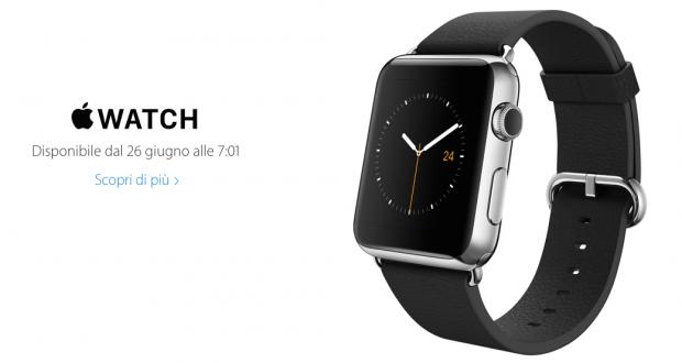 Apple Watch Italia