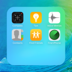 iOS 9 Trova i miei amici
