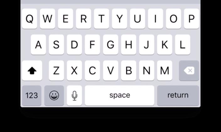 iOS 9 Shift