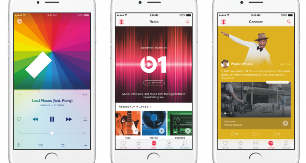iOS 8.4 Apple Music