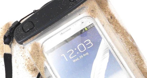 Custodia Impermeabile Universale Smartphone