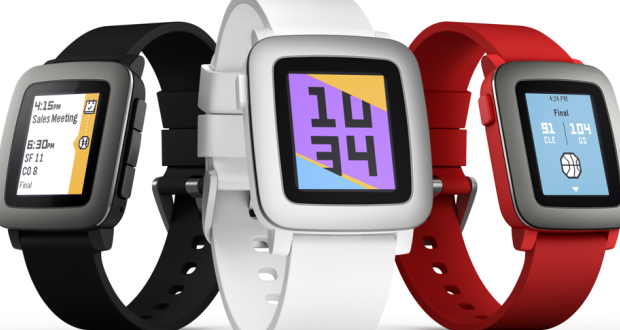 Pebble Time Preordine