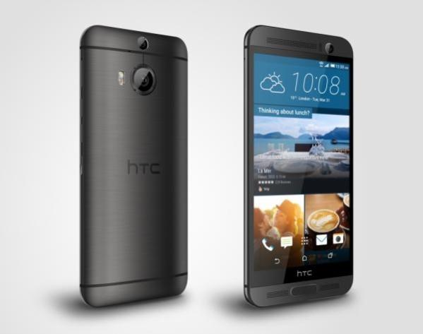 HTC One M9+_PerRight_GunMetalGray