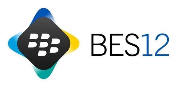 blackberry bes12