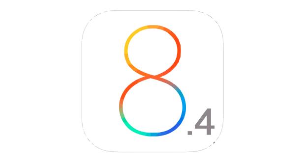 iOS 8.4 Distribuzione