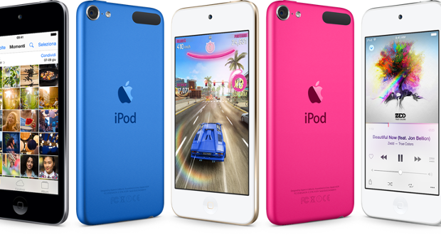 iPod Touch Nuovi