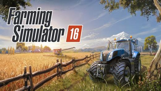 farming simulator 16 main