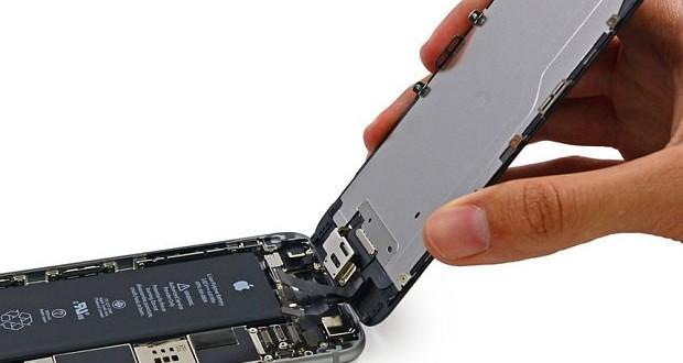 iPhone 6 batteria idrogeno