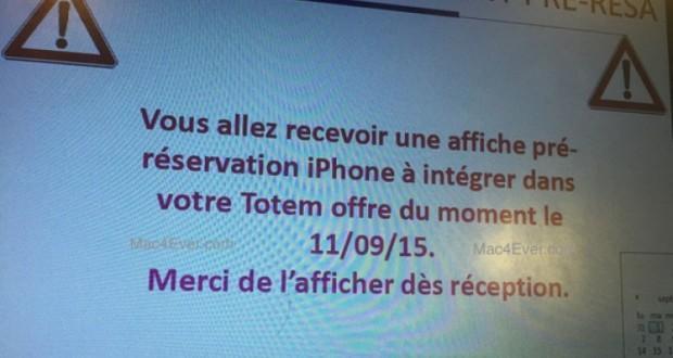 iPhone 6s pre-ordini