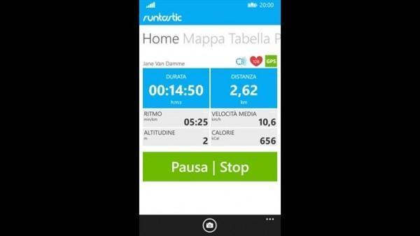 Offerte Red Stripe Windows Phone della settimana: Runtastic Pro a prezzo scontato runtastic pro