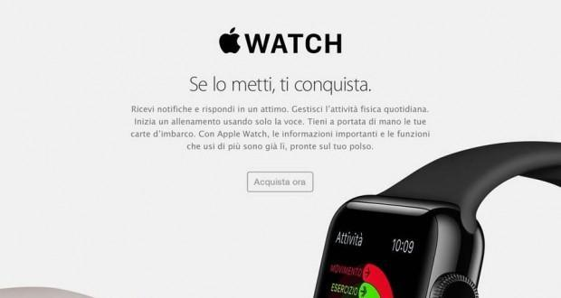 Apple Watch Euronics