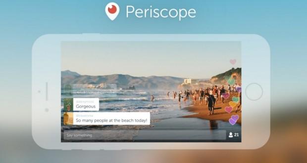 Introducing Landscape — Medium periscope