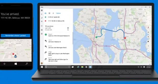 Mappe Windows 10 Mobile