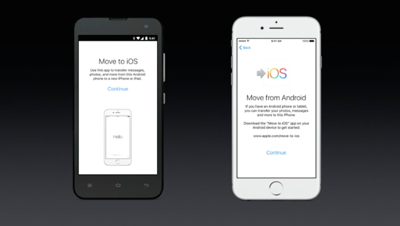 Move to iOS 2