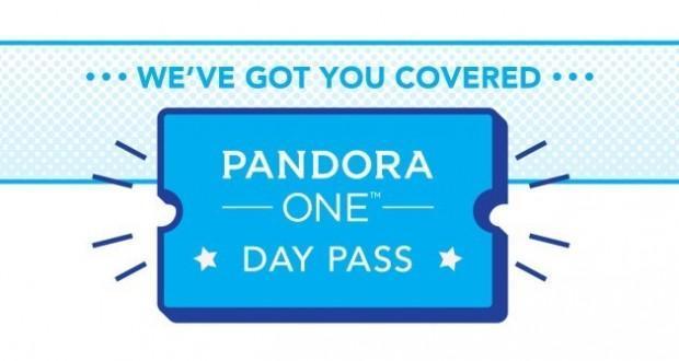 Pandore One Day Pass