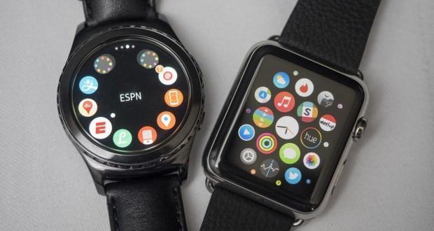 Samsung Gear S2 vs Apple Watch (1)